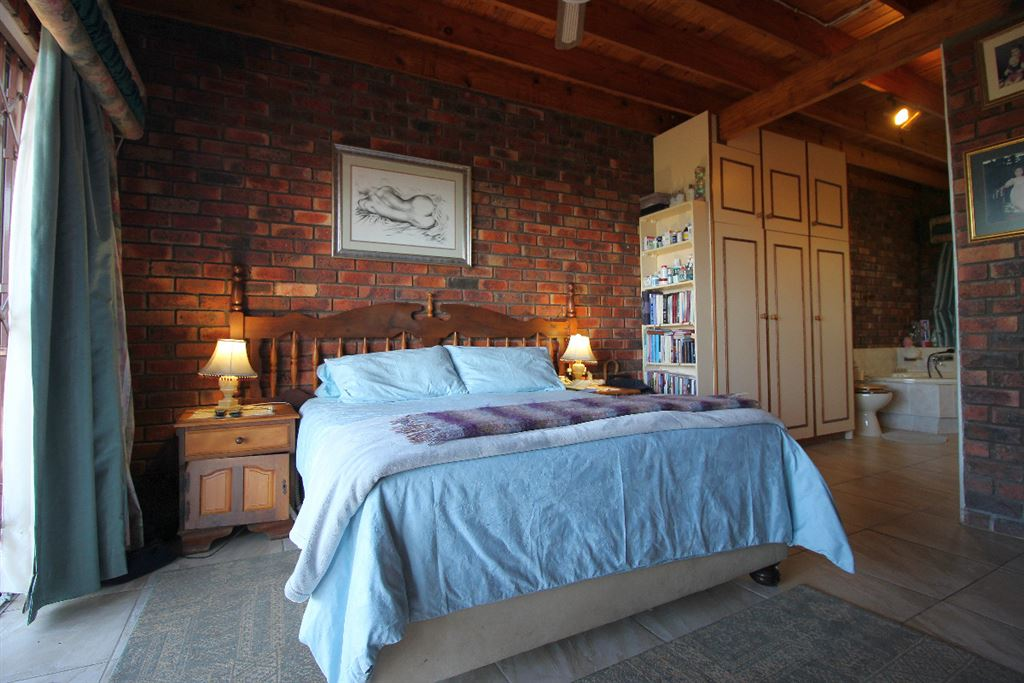 Master suite of the lodge