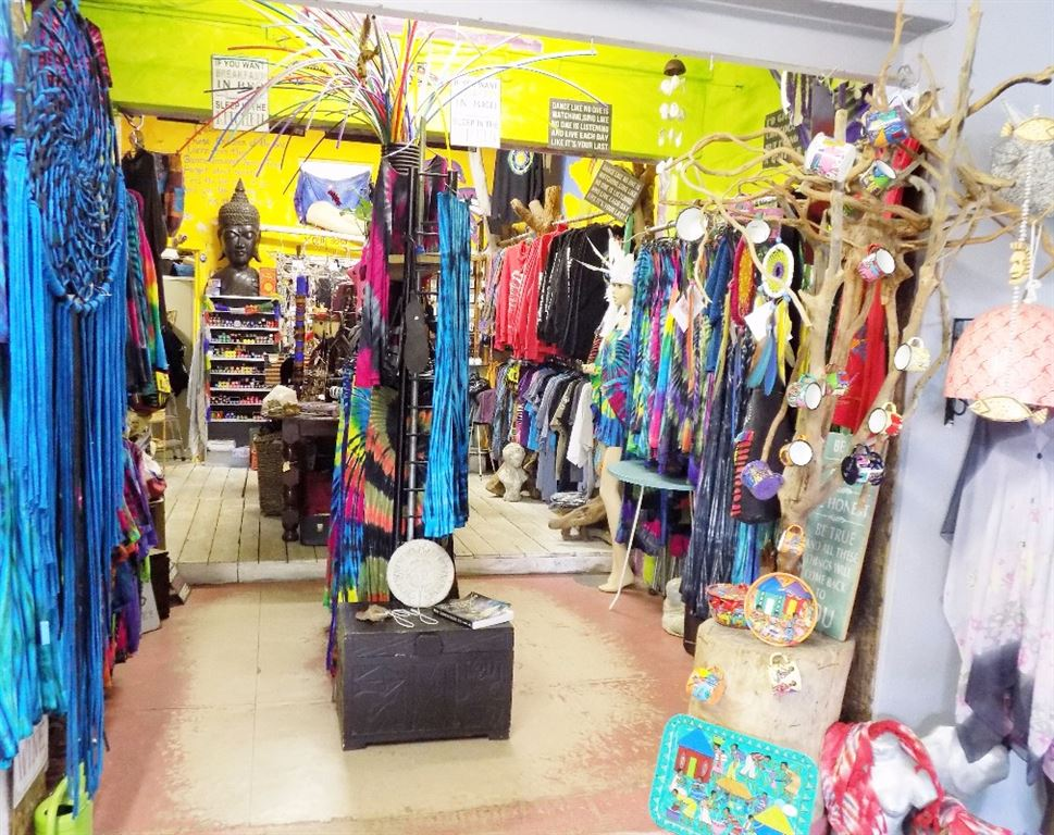 Local and imported merchandise