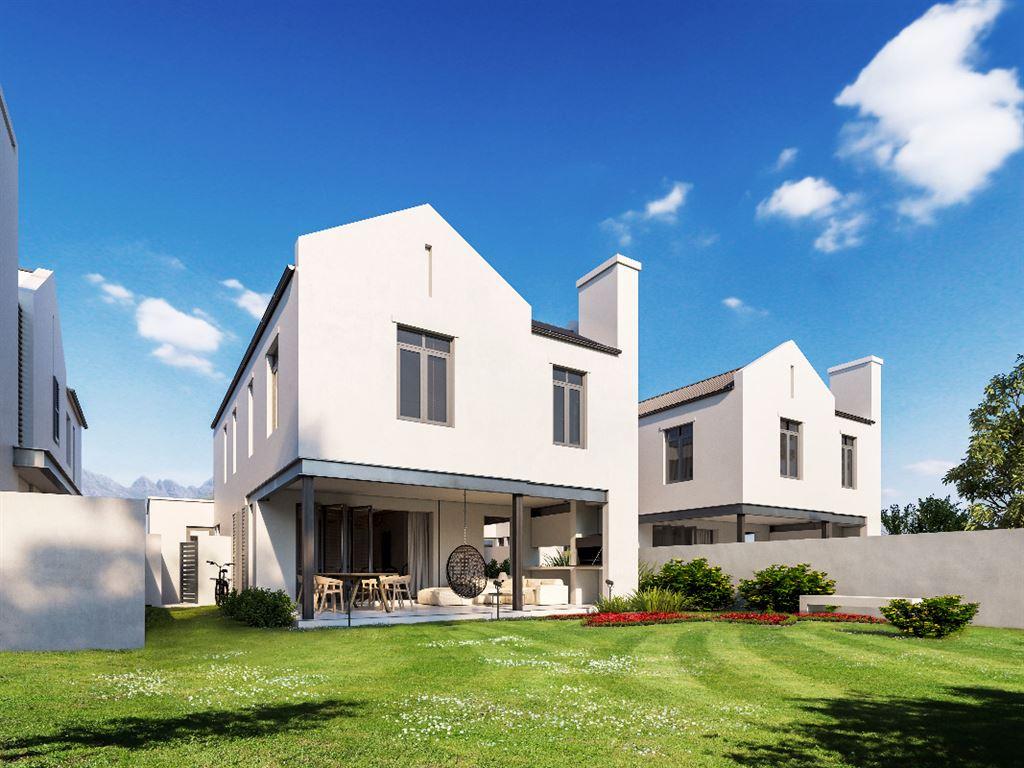 Live close to Stellenbosch