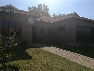Rustenburg, Waterval East Property  | Houses To Rent Waterval East, Waterval East, Townhouse 3 bedrooms property to rent Price:,  8,20*