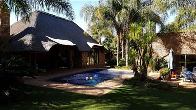 Property Klerksdorp : Houses For Sale Klerksdorp (All), Doringkruin, House 5 bedrooms property for sale Price:3,200,000