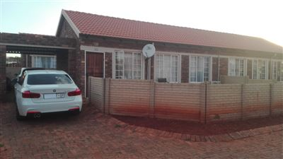 Property and Houses for sale in The Orchards Xx Ext, Townhouse, 3 Bedrooms - ZAR 510,000