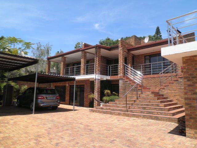 Beautiful family home with stunning views - Welgemoed