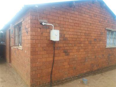 Soweto, Molapo Property    Houses For Sale Molapo, Molapo, House 2 bedrooms property for sale Price:390,000
