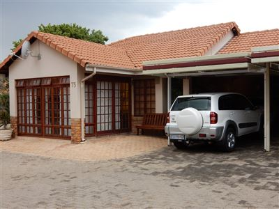 Property and Houses for sale in Montana Tuine, Retirement Home, 2 Bedrooms - ZAR 1,590,000