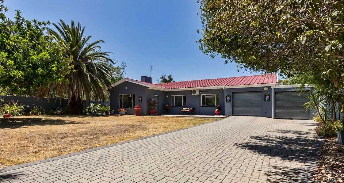 Fabulous Value for Money Family Home in Somerset West