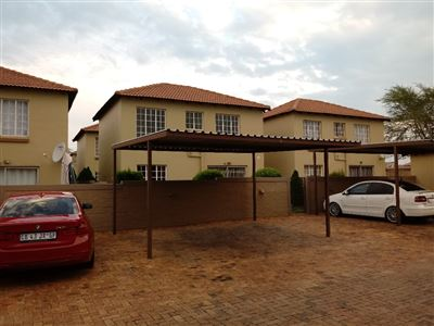 Centurion, Heuwelsig Estate Property  | Houses For Sale Heuwelsig Estate, Heuwelsig Estate, Townhouse 3 bedrooms property for sale Price:1,050,000