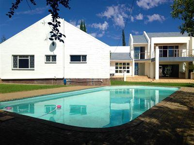 Bloemfontein, Dan Pienaar Property    Houses For Sale Dan Pienaar, Dan Pienaar, House 5 bedrooms property for sale Price:2,400,000