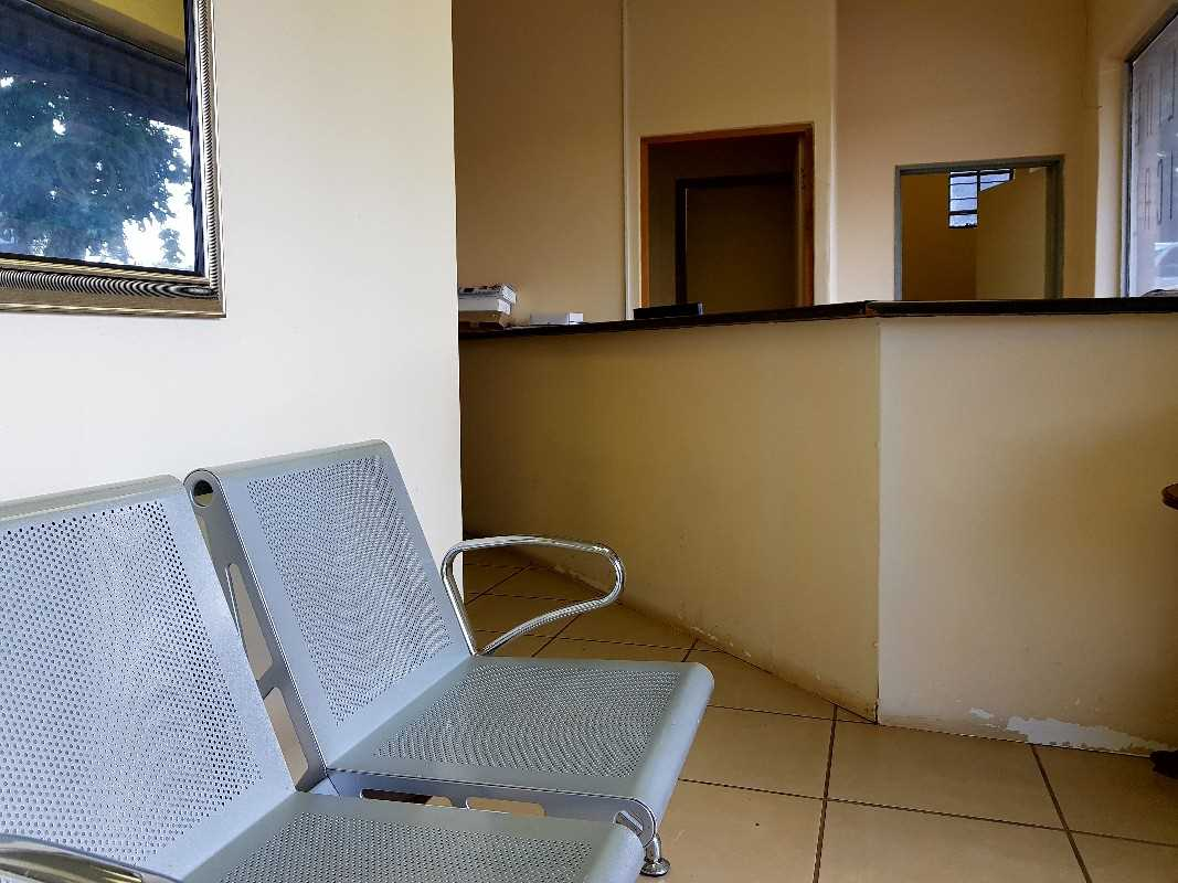 Waiting area for clinic