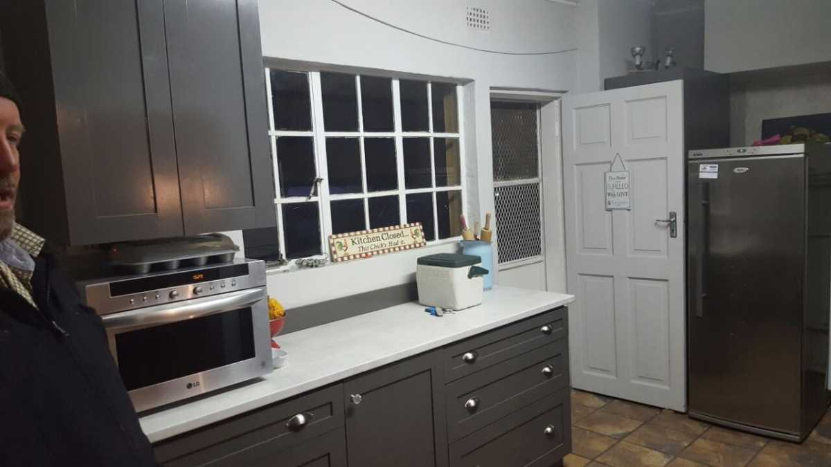 Kitchen in 4 Bedroom house