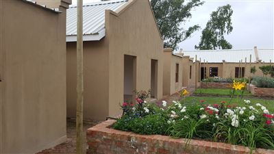 Property and Houses to rent in Free State, Townhouse, 3 Bedrooms - ZAR ,  6,00*,M
