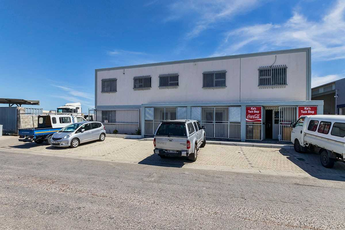Superb Industrial Investment Opportunity in Strand!