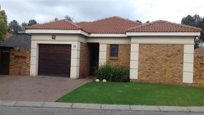 Alberton, New Market Park Property  | Houses For Sale New Market Park, New Market Park, Cluster 2 bedrooms property for sale Price:1,400,000