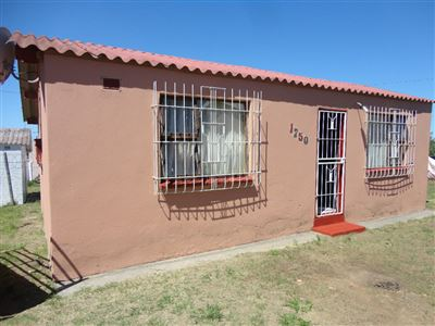 East London, Mdantsane Property  | Houses For Sale Mdantsane, Mdantsane, House 2 bedrooms property for sale Price:350,000