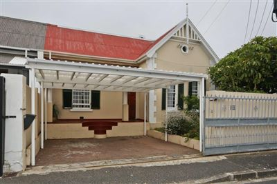 Cape Town, Observatory Property    Houses For Sale Observatory, Observatory, House 2 bedrooms property for sale Price:3,295,000