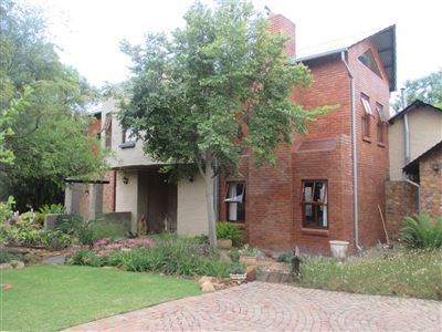 Pretoria, Leeuwfontein Property  | Houses For Sale Leeuwfontein, Leeuwfontein, House 4 bedrooms property for sale Price:4,350,000