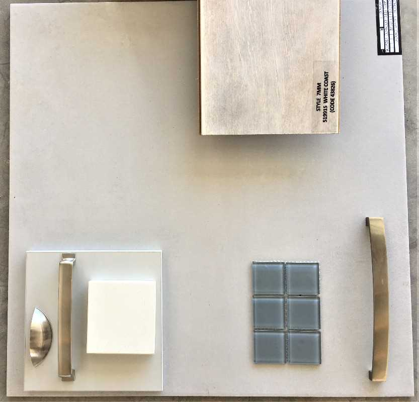 Finishes - Grey Pallet