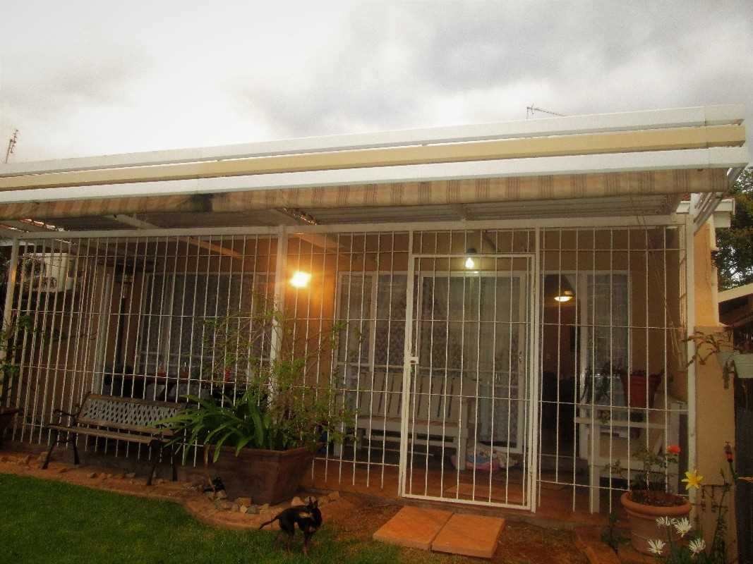 Lovely 3 Bedroom Lock Up and Go - For Sale Wierda Park