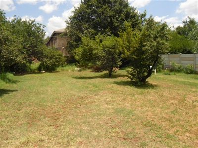 Potchefstroom, Die Bult Property  | Houses For Sale Die Bult, Die Bult, Vacant Land  property for sale Price:8,693,000