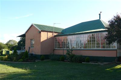 Business for sale in Parys