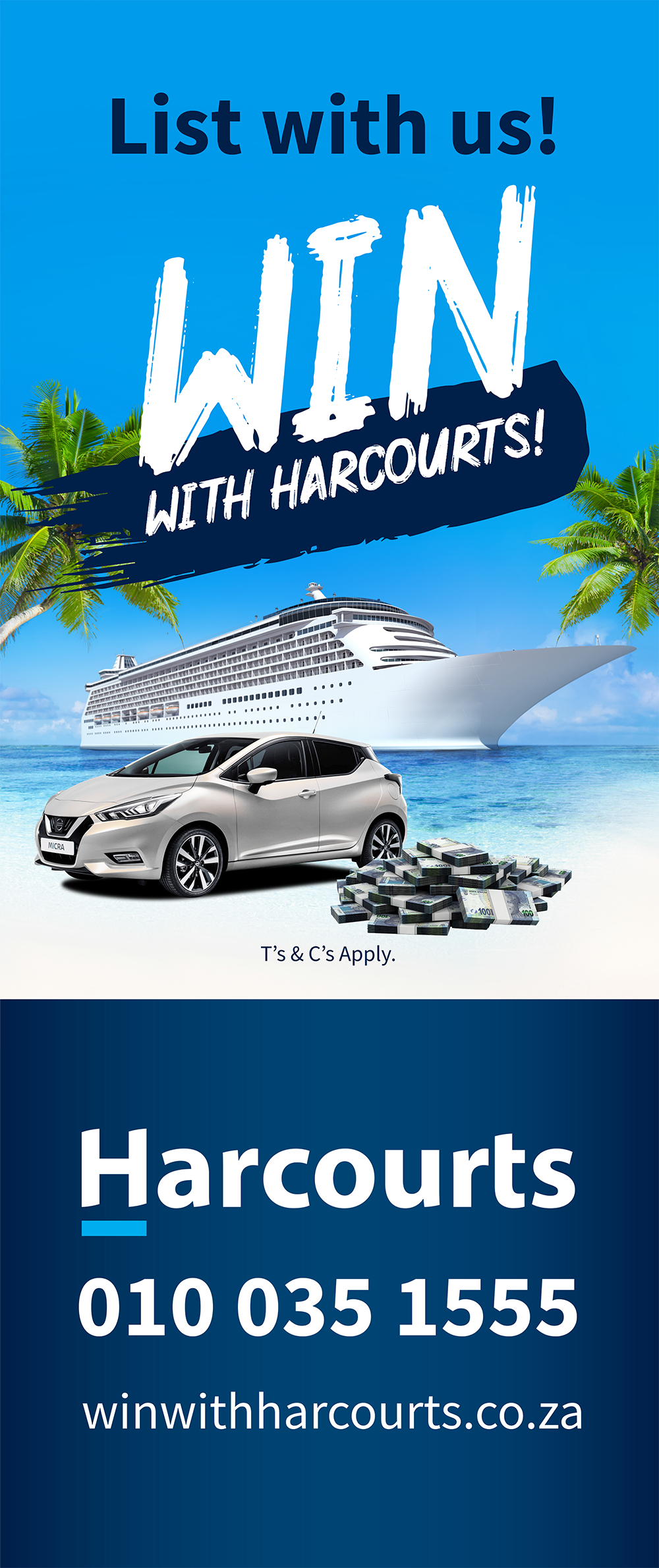 Win With Harcourts