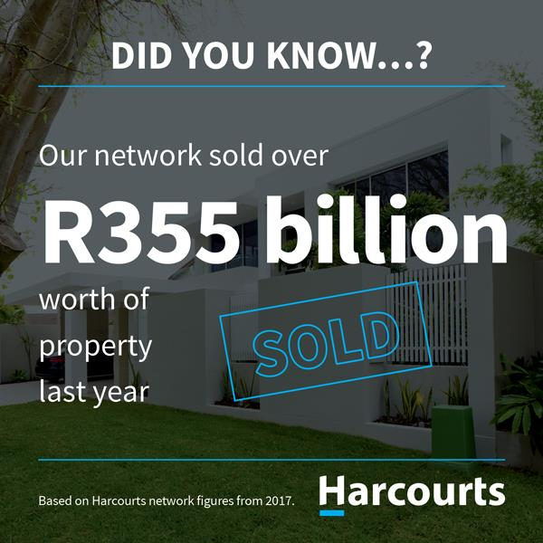 Our network sold over R355 Billion worth of property last year