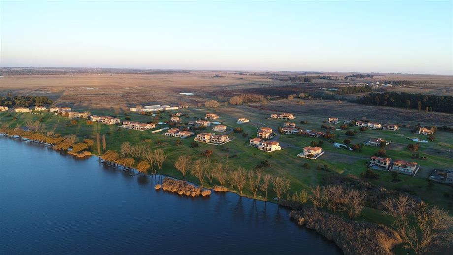 Aerial photo Club Milos
