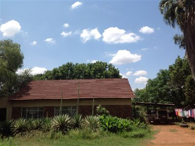 Property and Houses for sale in Derdepoort, House, 4 Bedrooms - ZAR 8,000,000