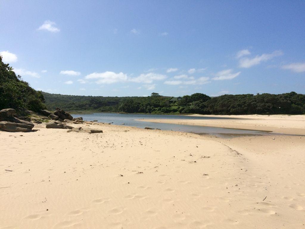 Sea sand galore