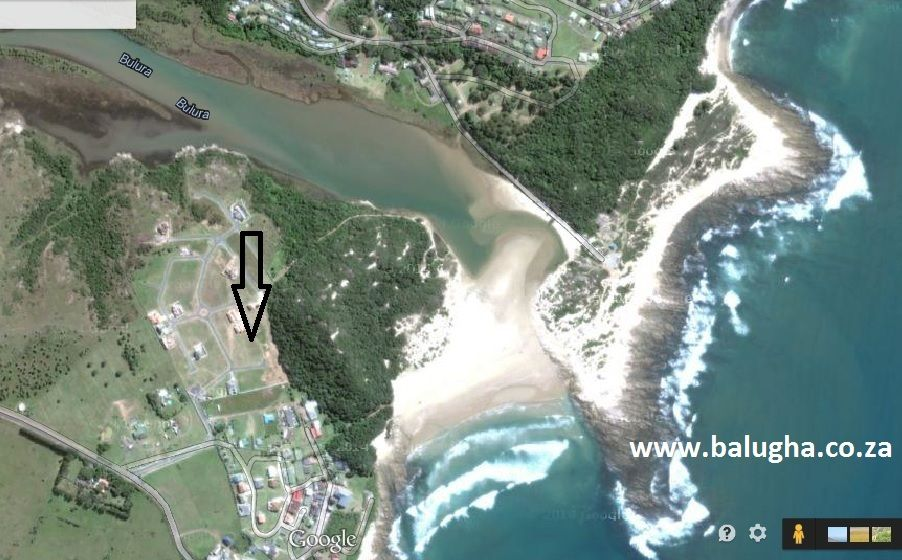 Location of the plot from Satellite view