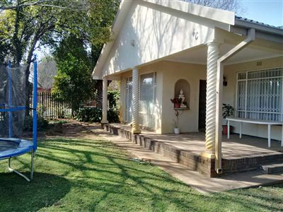 Property and Houses to rent in Free State, House, 4 Bedrooms - ZAR ,  7,00*,M