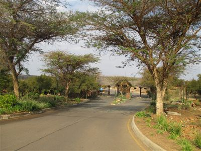 Vacant Land for sale in Leeuwfontein