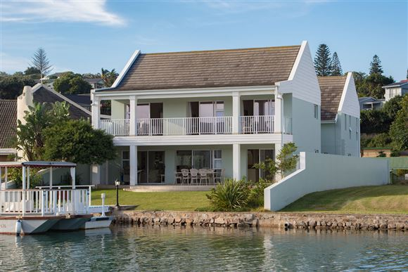 Five Bedroom Home on the Royal Alfred Marina, Port Alfred.
