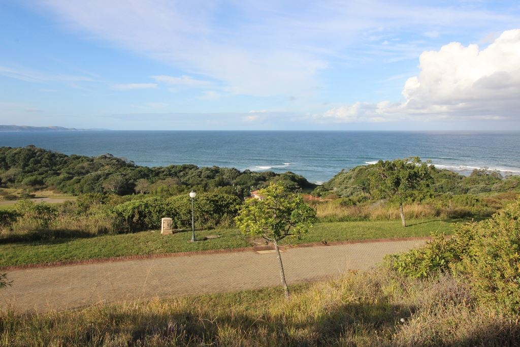 Magnificent sea views from the plot