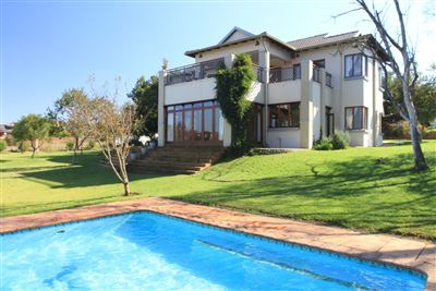 Property and Houses for sale in Kameeldrift East, House, 4 Bedrooms - ZAR 4,850,000