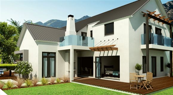 First Winelands Eco Estate - Franschhoek