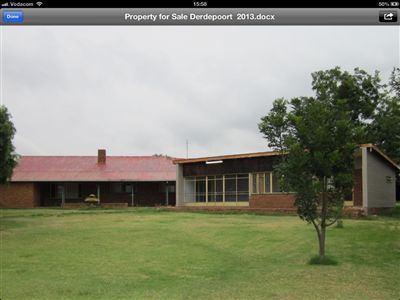 Property and Houses for sale in Derdepoort, House, 5 Bedrooms - ZAR 2,795,000