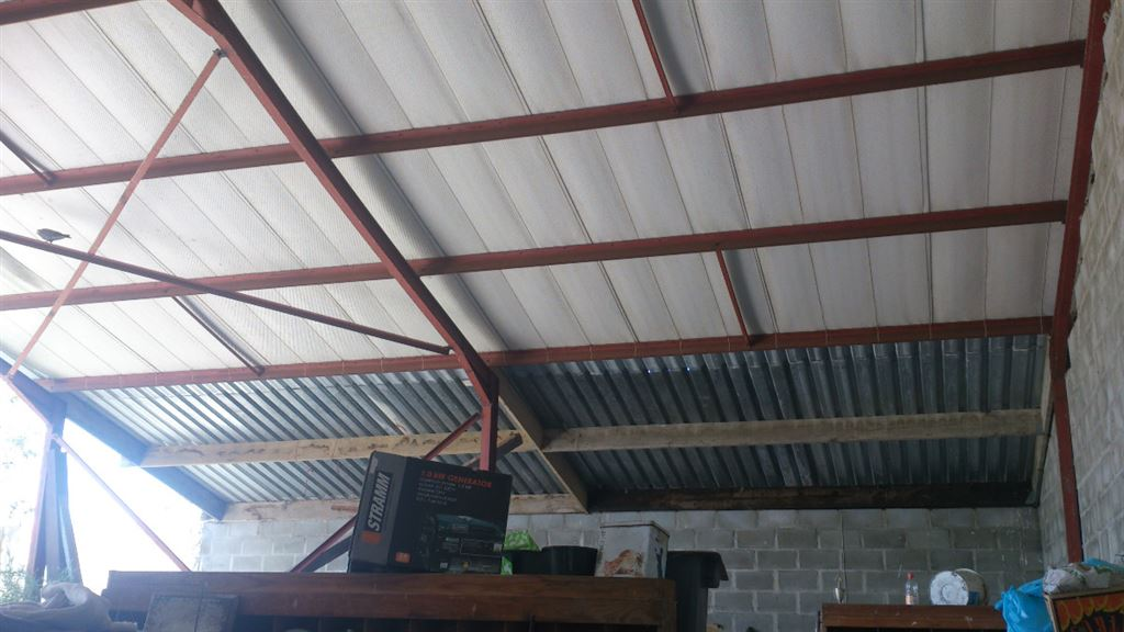 200m2 shed