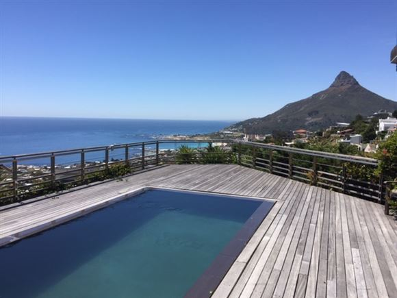 Nestled against the backdrop of the Twelve Apostles..