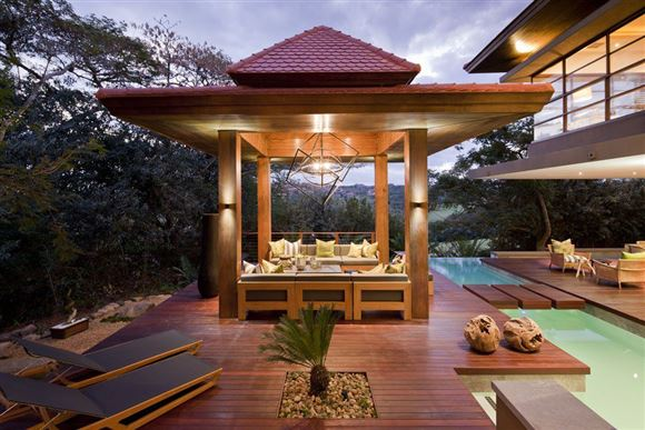 The Art Of Living in Zimbali Eco Golf Estate.