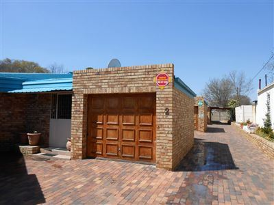 Property and Houses to rent in Free State, Townhouse, 2 Bedrooms - ZAR ,  6,20*,M