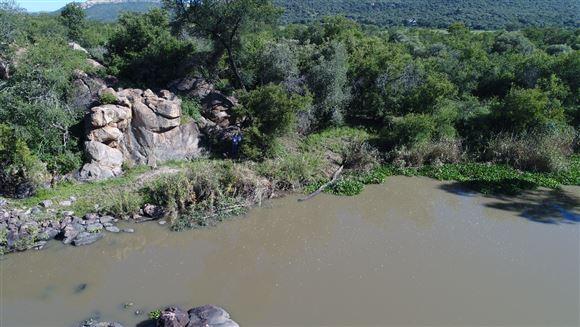 River Plot in Eco-estate for sale