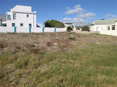 Vacant Land for sale in Myburgh Park