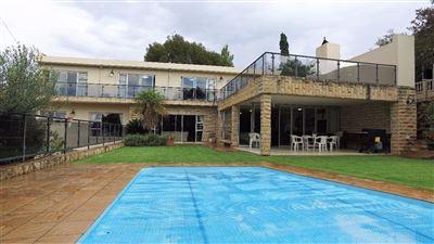 Bloemfontein, Waverley Property    Houses For Sale Waverley, Waverley, House 4 bedrooms property for sale Price:4,300,000