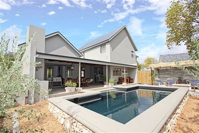 Property and Houses for sale in Die Boord, House, 4 Bedrooms - ZAR 7,350,000