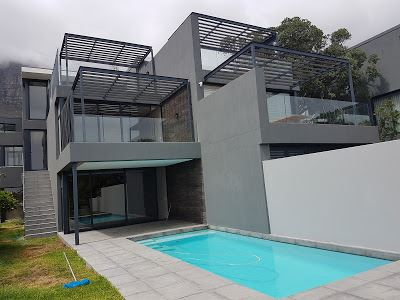Ultra Modern Unfurnished Home in Camps Bay
