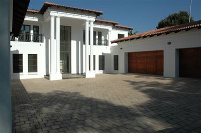 Property and Houses for sale in Waterkloof Ridge, House, 5 Bedrooms - ZAR 12,200,000