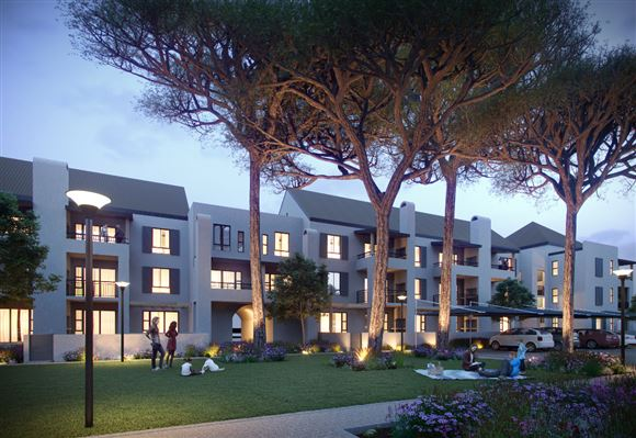 New Apartment in Somerset West, perfect for first time buyer