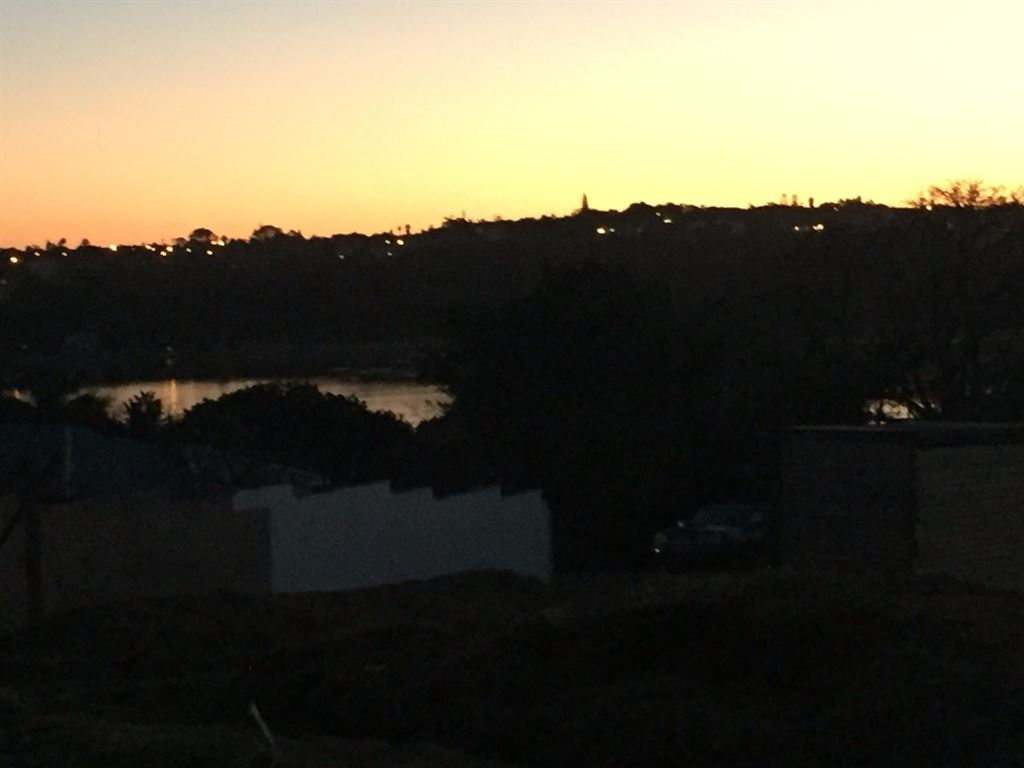 Evening view of the Lagoon