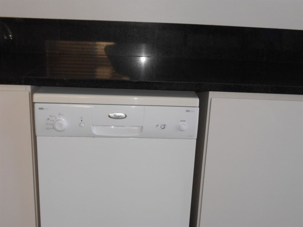 Ample space and connection points for all needed appliances.